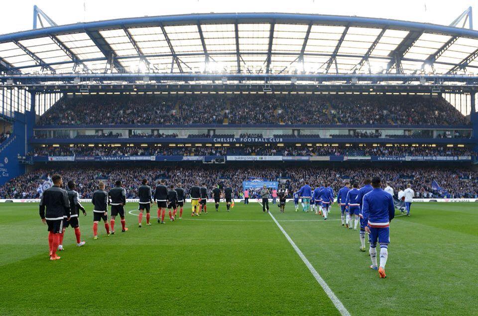 Game day - Time to take on Villa