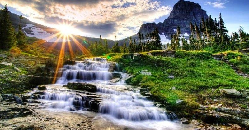Gambar Pemandangan Alam Terindah Gambar Alam Nan Indah Gambar Pemandangan Alam Terindahhttp Pemandanganoce Blogspot Com 2017 10 Ga Pemandangan Lanskap Gambar