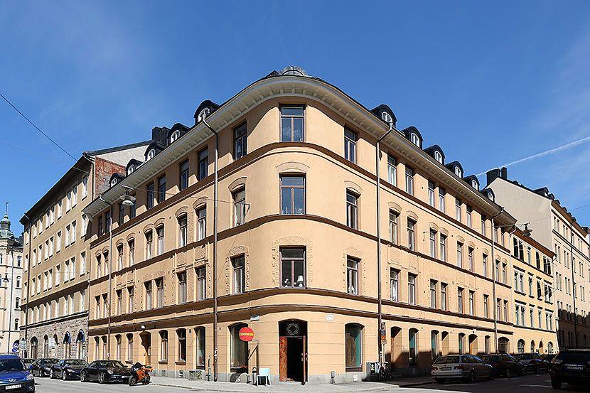 Ekenstam - Tyskbagargatan 9, 4 tr, hiss, Östermalm