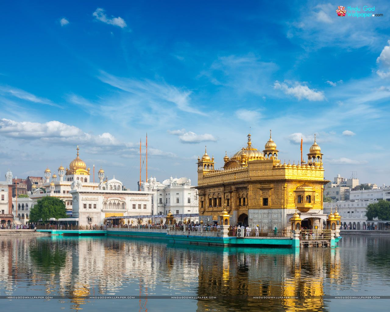 Golden temple wallpaper for desktop download golden - Golden temple images hd download ...