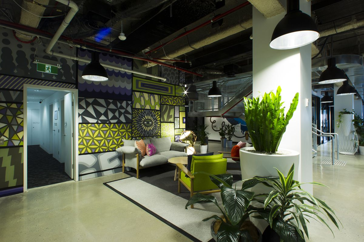 Office tour: inside facebooks sydney offices siren design
