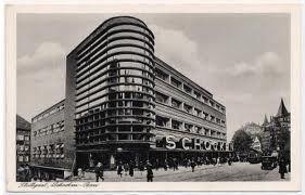 erich mendelsohn das kaufhaus schocken in stuttgart 1928 modern architecture pinterest. Black Bedroom Furniture Sets. Home Design Ideas
