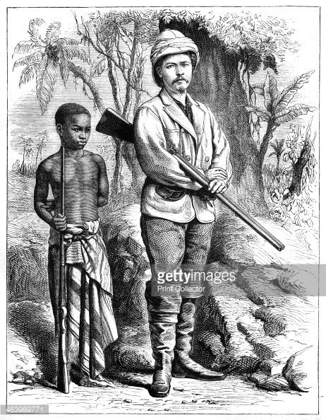 The Other Livingstone