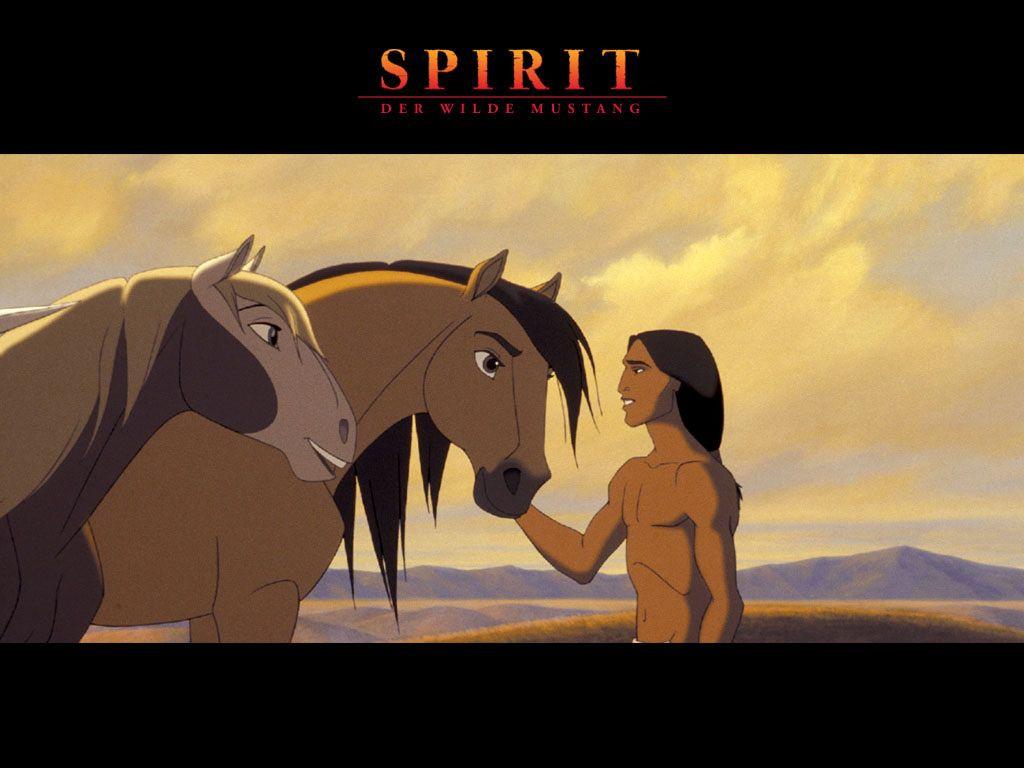 Spirit Stallion Of The Cimarron Spirit And Rain Horse Drawings