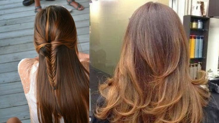 Quick Everyday Hairstyles For Long Hair U0026 Hairstyles For Medium Hair #6