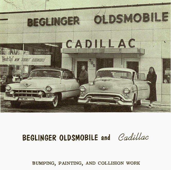 Plymouth Cadillac Dealership