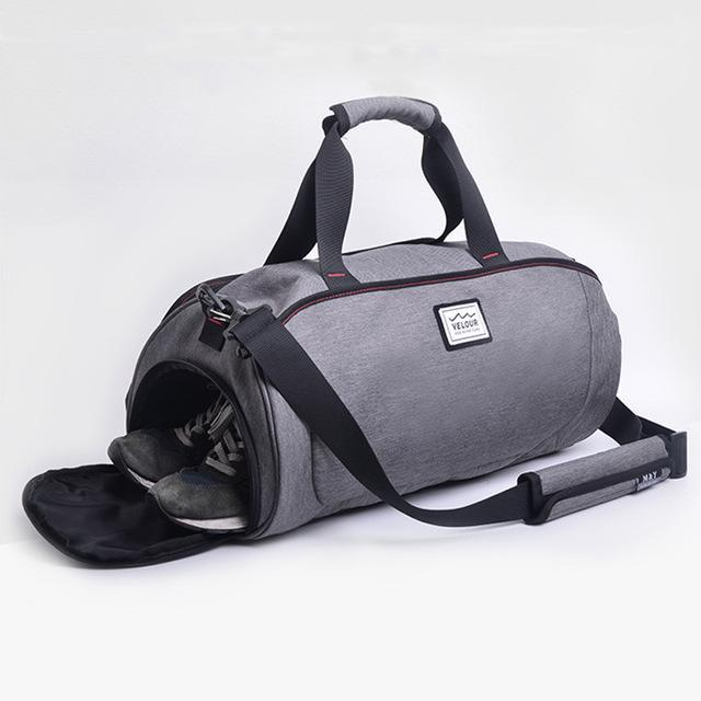 b3240fd330e66a Add some modern flair to your sporty look with our VELOUR Gym Bag, perfect  for your active lifestyle. Estimated Delivery Time: 12-20 days Type of  sports: ...