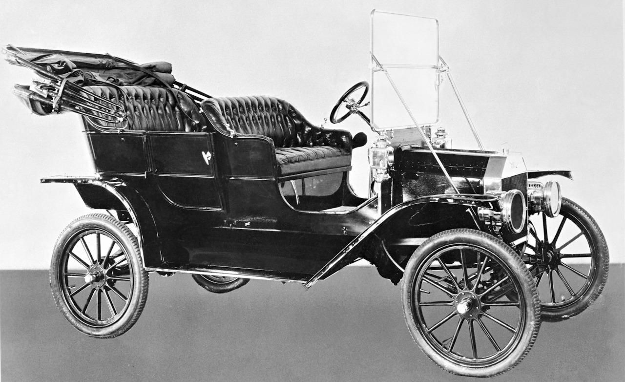 Today In History Ford Halts Model T Production 1927