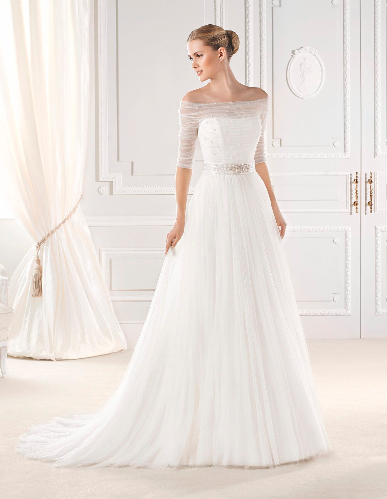 Amazing La Sposa Esien Available at Stella us Bridal u Evening Collections