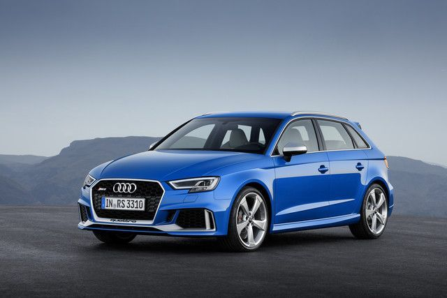Audi S Updated Rs 3 Takes The 5 Cylinder Engine To New Performance Heights Best Small Cars Audi Rs3 Audi Rs