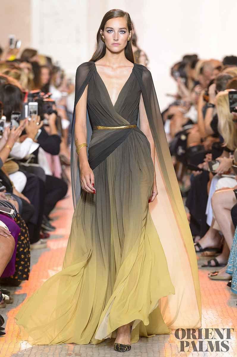 Elie Saab İlkbaharYaz 2019 Haute Couture Koleksiyonu