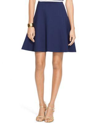 Lauren Ralph Lauren Flared Skirt