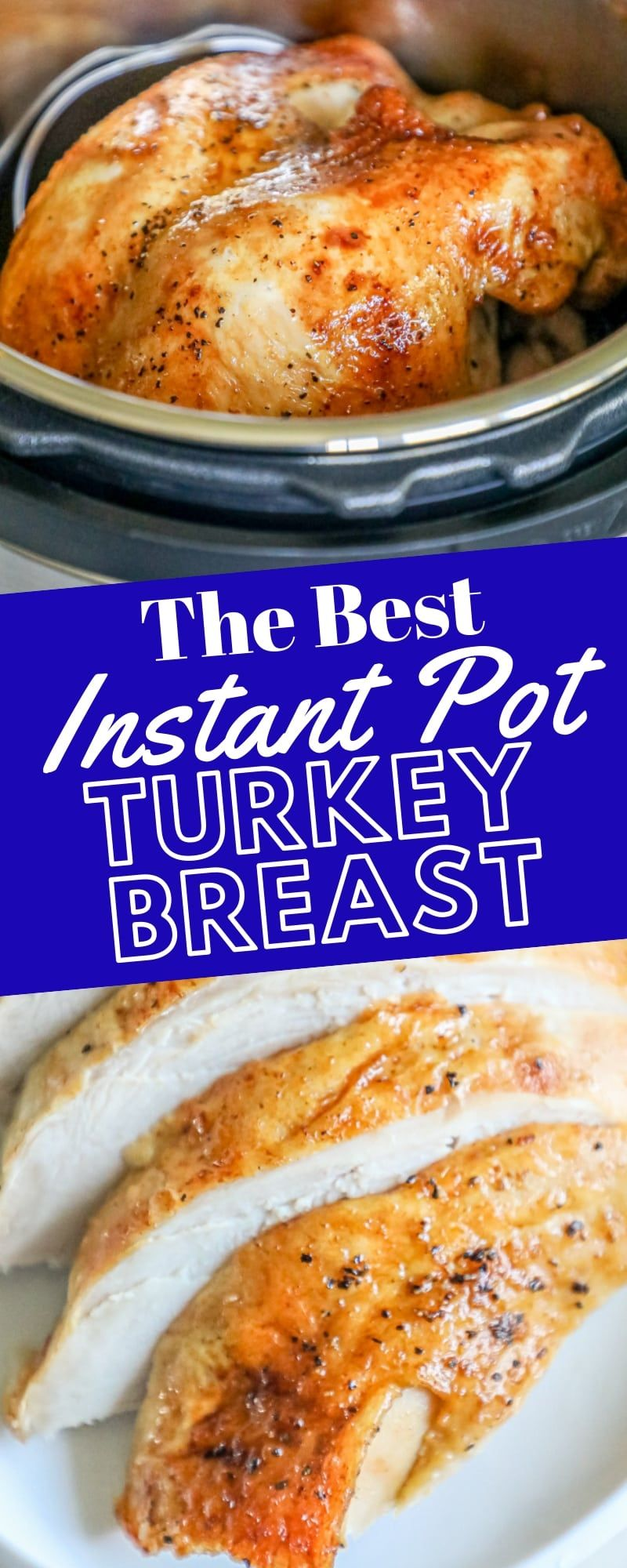 Photo of The Best Instant Pot Roasted Turkey Breast Recipe – Sweet Cs Designs