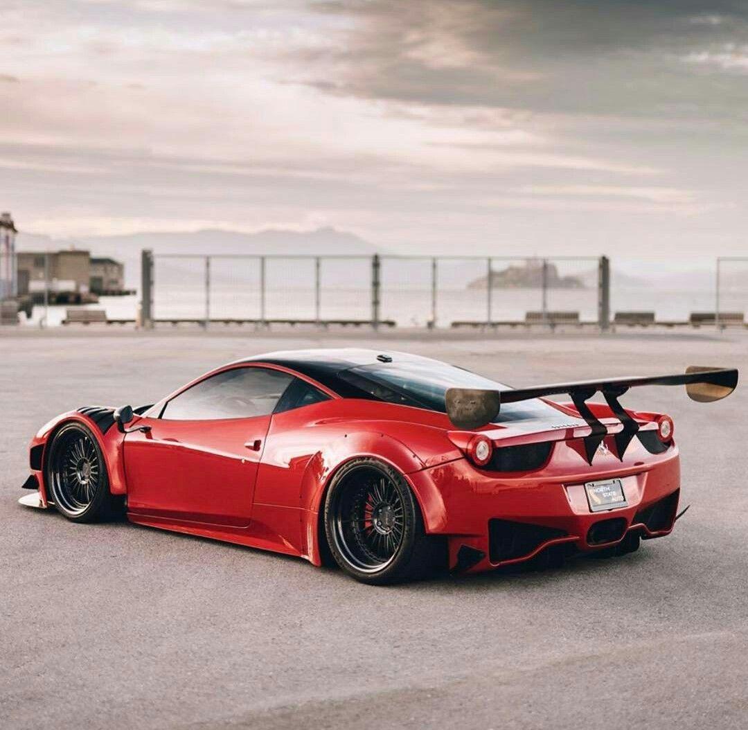 Ferrari 458: Supercarros, Carros Customizados