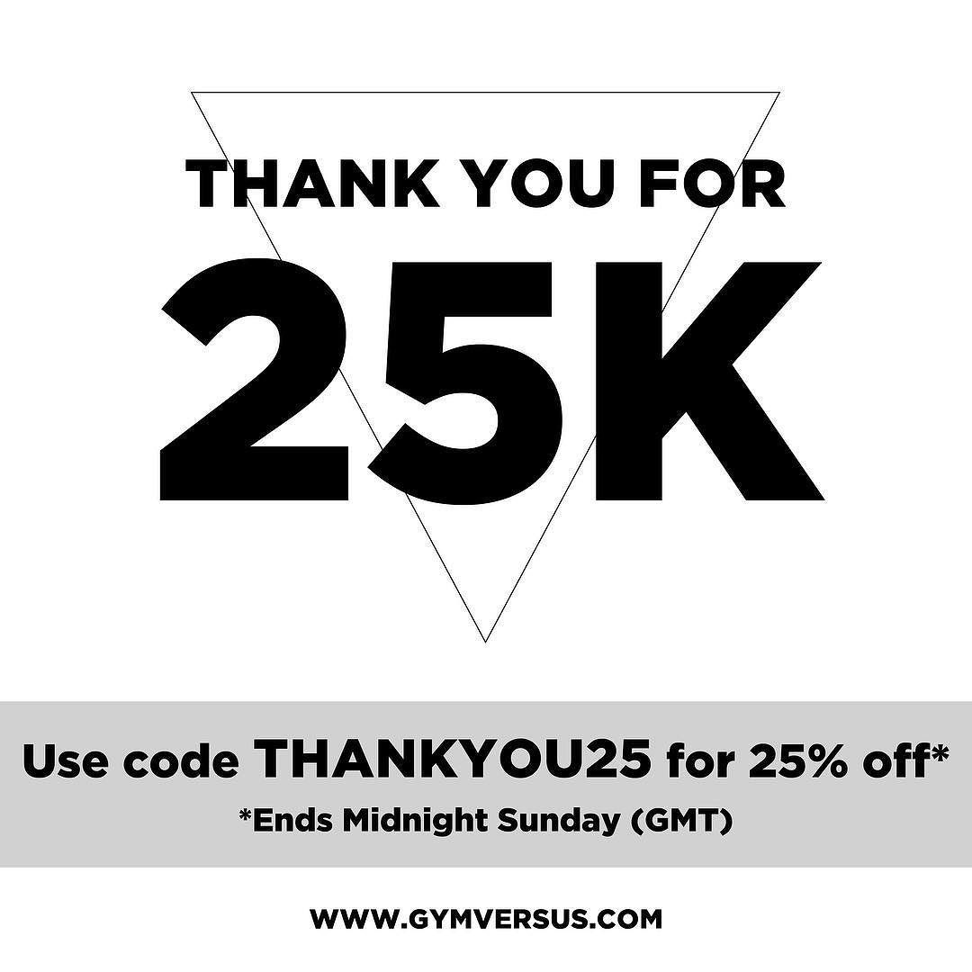 Thank You All For Helping Us Reach 25k Followers As A Halloween