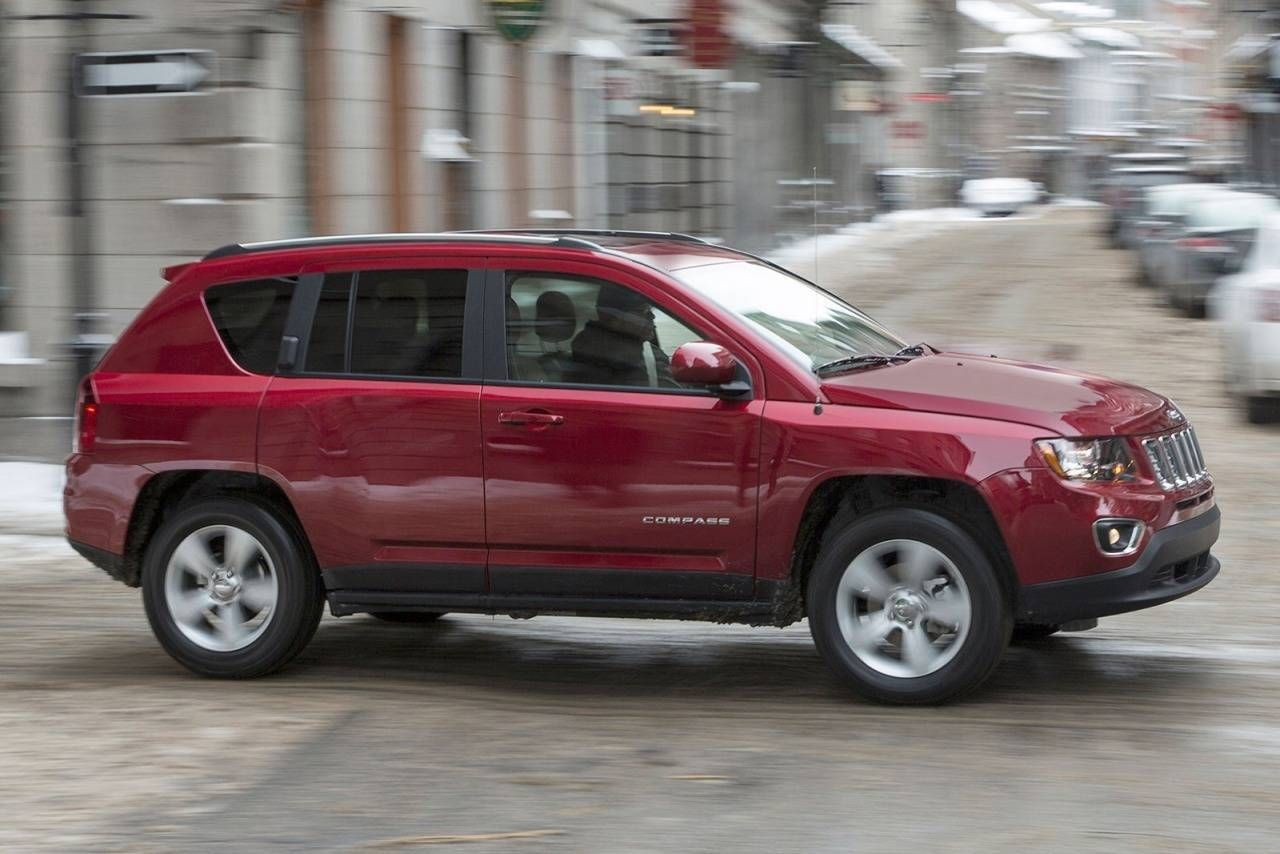 Great 2016 Jeep Compass Specs