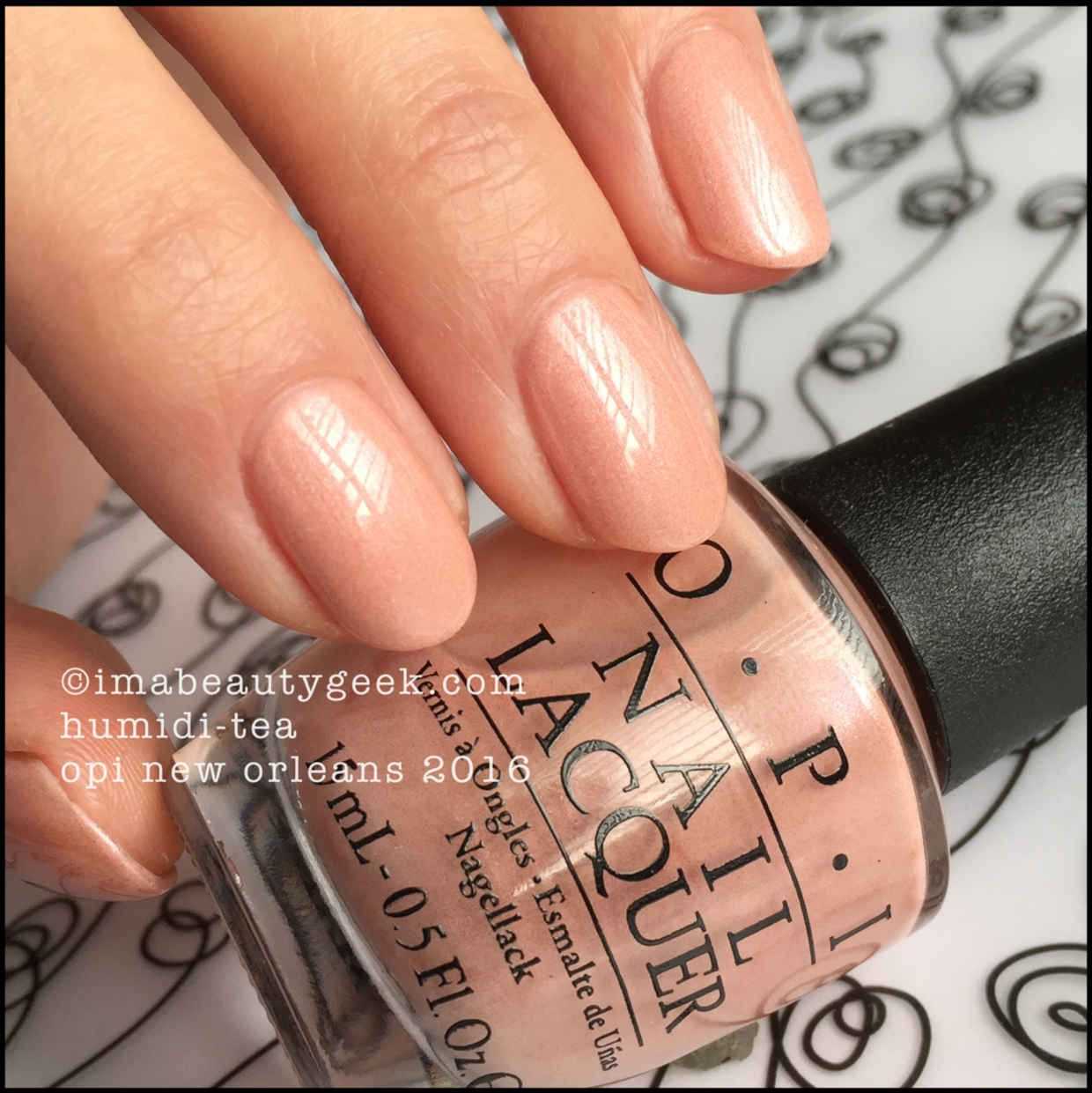 OPI NEW ORLEANS: COMPLETE MANIGEEK GUIDE | OPI, Opi collections and ...