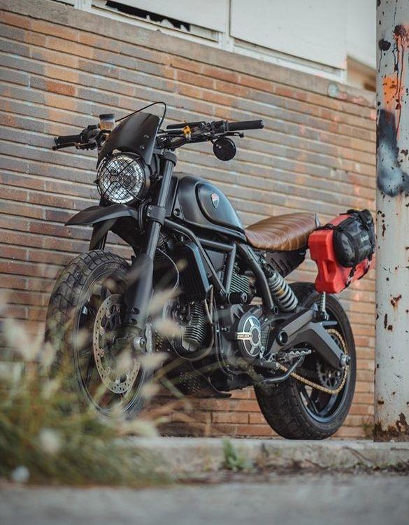 Ducati Scrambler By Gorm Ducati Scrambler Ducati Scrambler