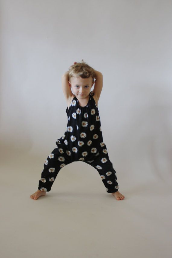 Roo Romper / PDF sewing pattern / Children\'s sizes 12 months to 5T ...
