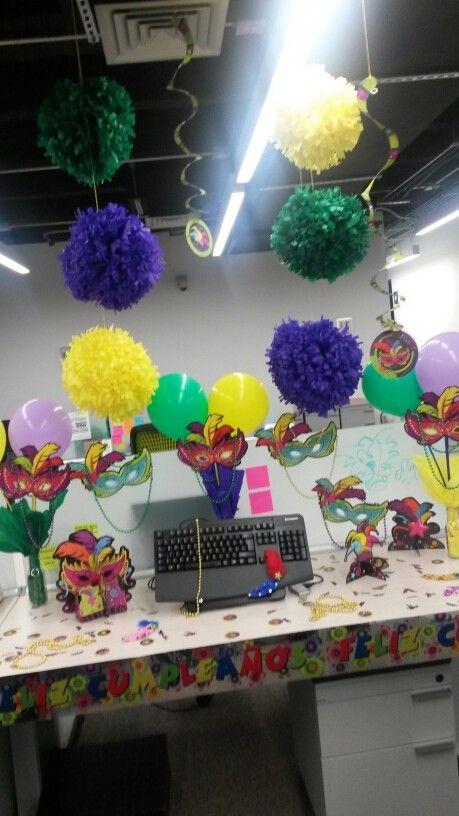 Carnaval decoraci n y regalos for Decoracion de oficinas sencillas
