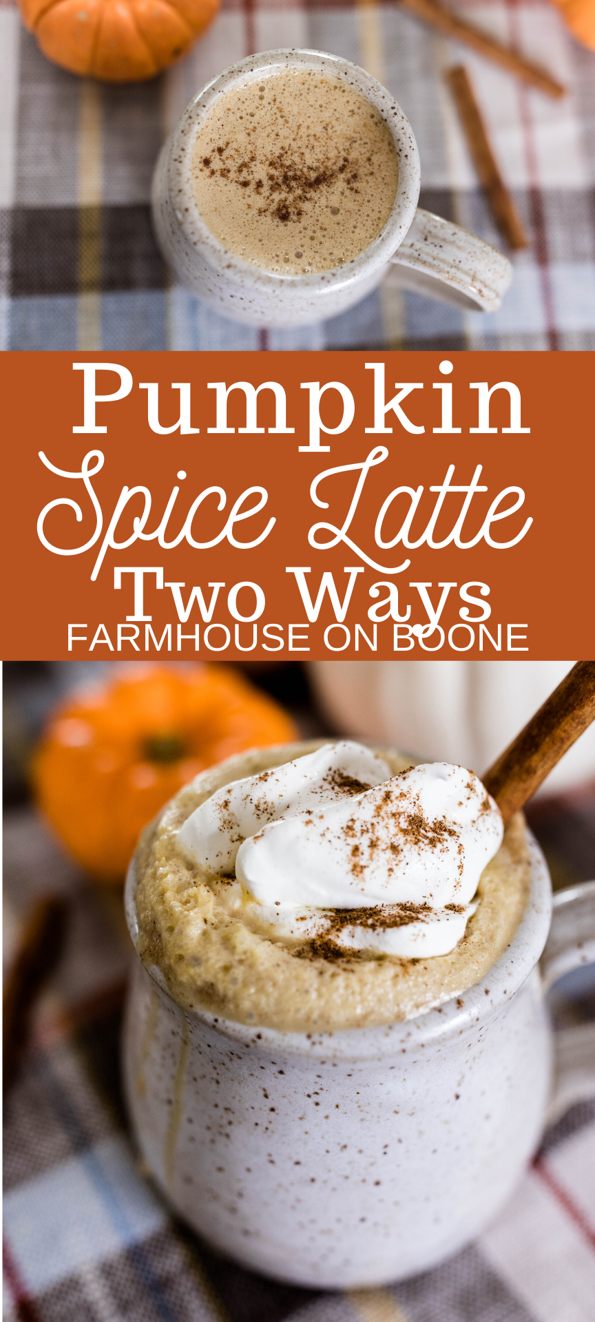 Homemade Pumpkin Spice Latte Recipe Homemade pumpkin