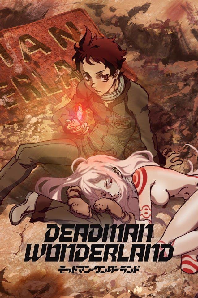 Deadman Wonderland (2011) Movie Anime, Animes manga, Manga
