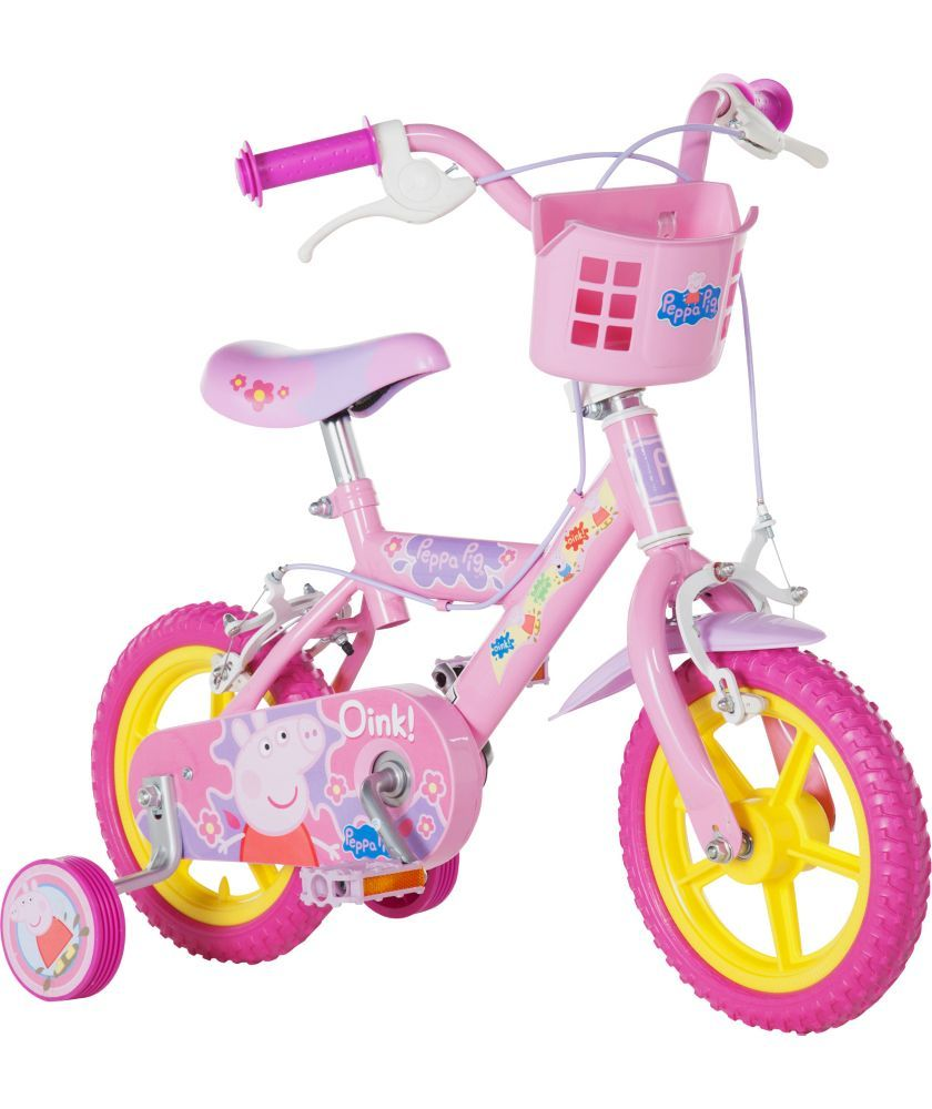 Buy Peppa Pig 12 Inch Bike Girls At Argos Co Uk Your Online