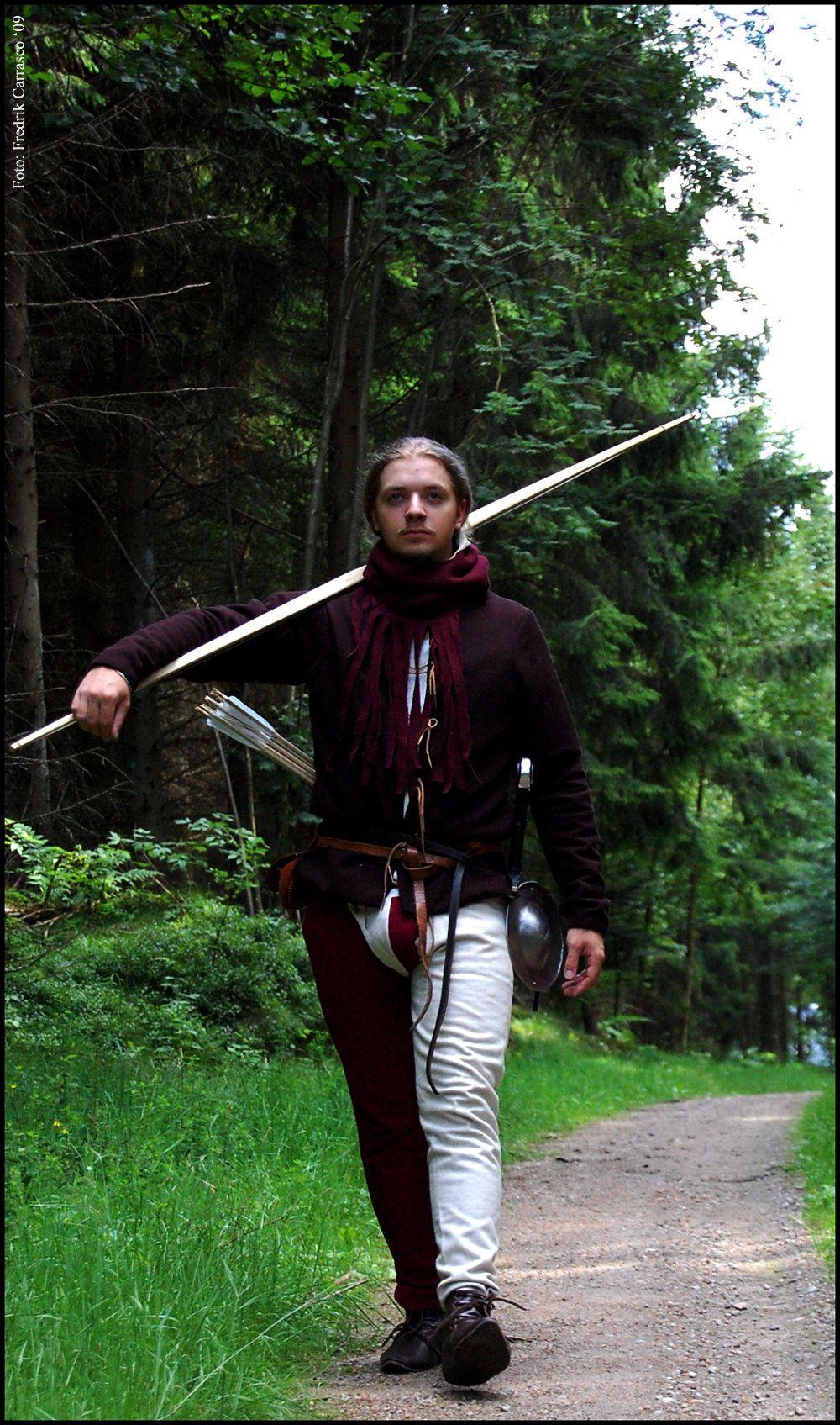 15th Century archer 5 by Skane-Smeden.deviantart.com on @DeviantArt