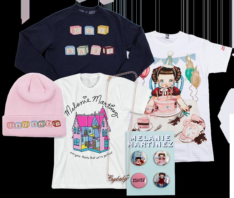 New Merch Cry Baby Tour Dates Melanie Martinez Melanie Martinez Outfits Melanie Martinez Merch