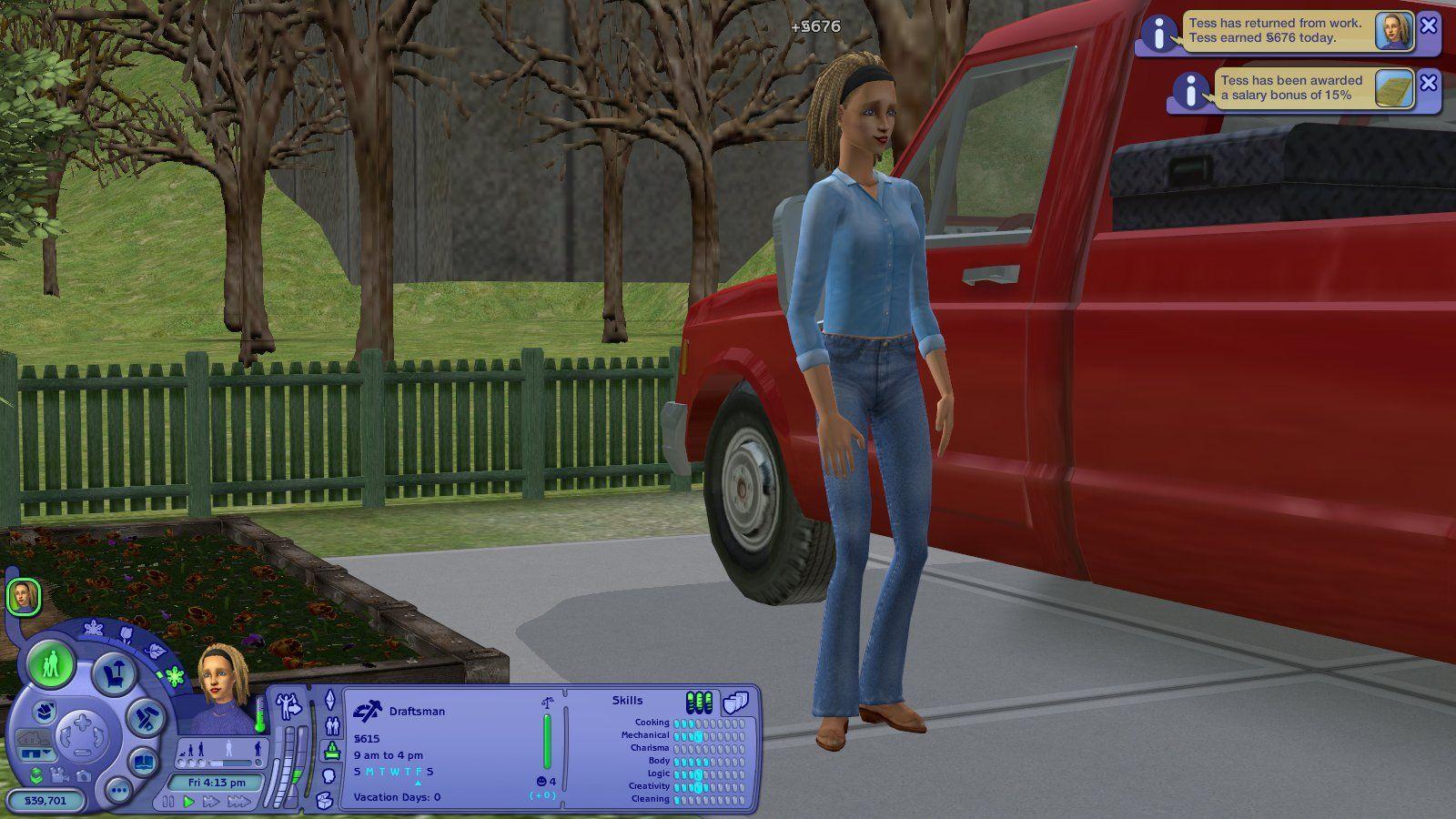 Pick N Mix Mods Sims 2 Sims Salary Bonus Scheme Mod Sims