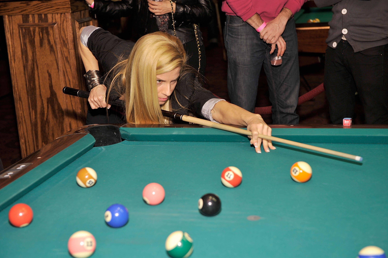 Rack Starz Interviews With The Pro Pool Ladies Of