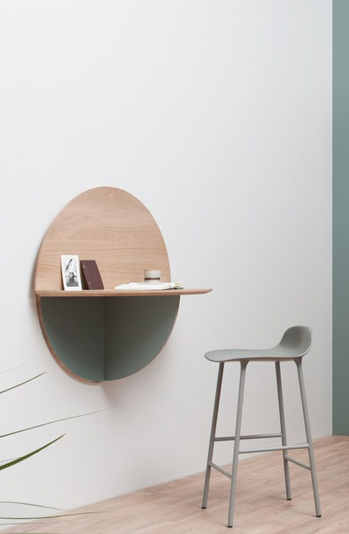 Photo of Schreibtisch klappbar SATURNE von Drugeot Manufacture