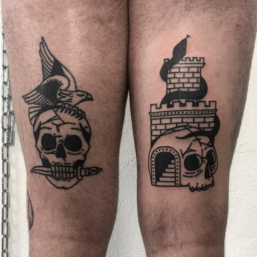 Christof Capens Ccapens Instagram Foto S En Video S Tattoos Skull Tattoo Instagram