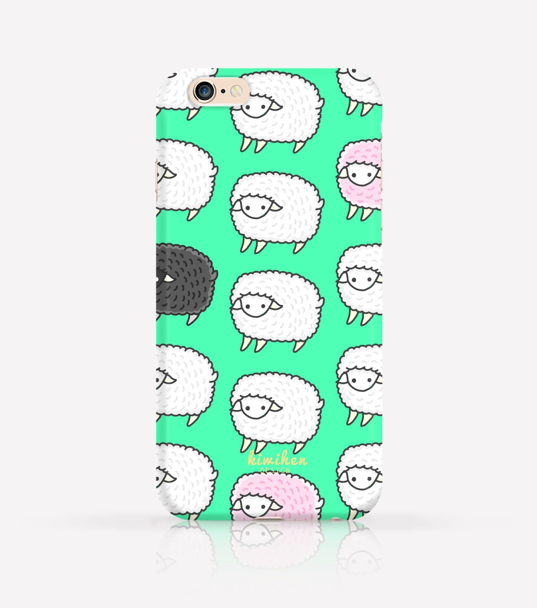 iphone 8 sheep case