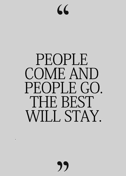 Life Quotes Tumblr Fascinating The Best Will Stay Life Quotes Quotes Quote Life Life Lessons Tumblr . Review