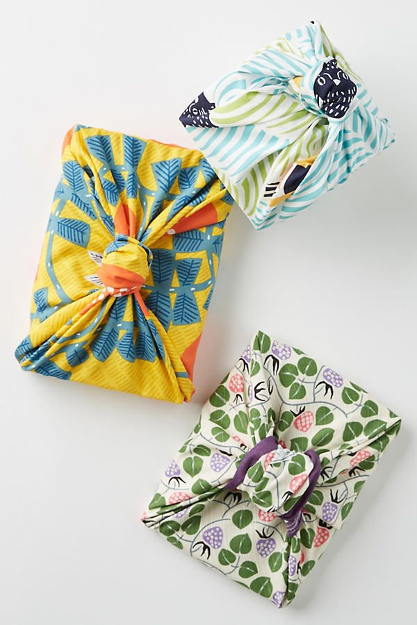 Dating back centuries, *furoshiki* is a traditional Japanese wrapping cloth used to cover gifts, transport items, and hold belongings depending on the technique of folding and tying. The modern resurgence of this ancient craft can be attributed to its eco-friendly characteristics, as is provides a sustainable, reusable, and versatile alternative to gift wrap, plastic bags, and more.