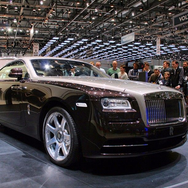 @paul1lacour: #Wraith Is Unveiled At The 2013 Geneva Motor