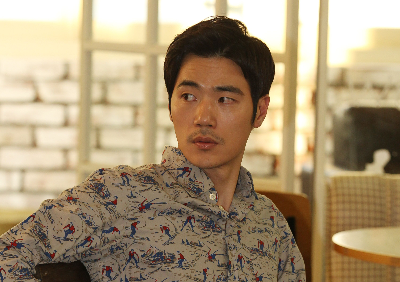 배우 김강우 Actor Kim Kang Woo