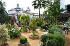 Jardines del Palacio de los Duques de Medina Sidonia