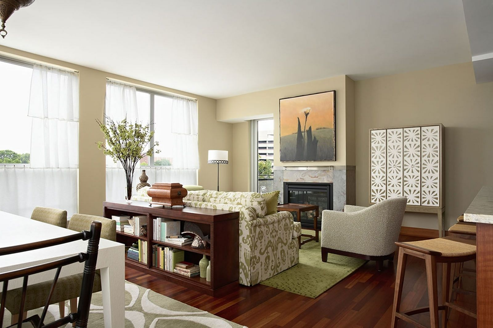 15 Most Wanted Small Apartment Living Room Design Ideas ...
