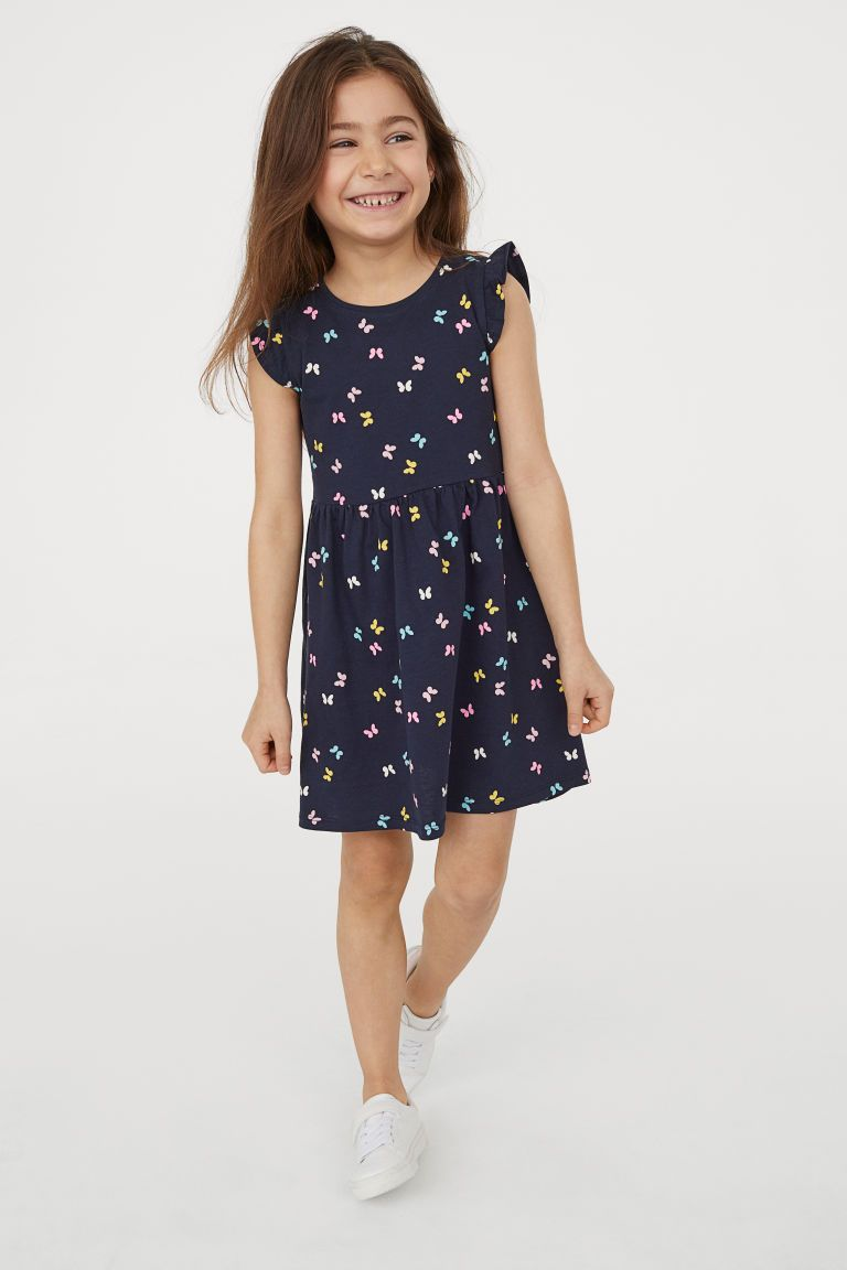 b4d906e5028 H&M Jersey Dress - Pink | 2T-16 Special Occasion Dresses | Frocks ...