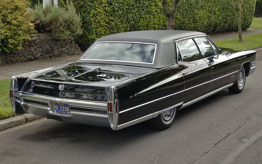 1968 cadillac fleetwood brougham maintenance restoration. Black Bedroom Furniture Sets. Home Design Ideas