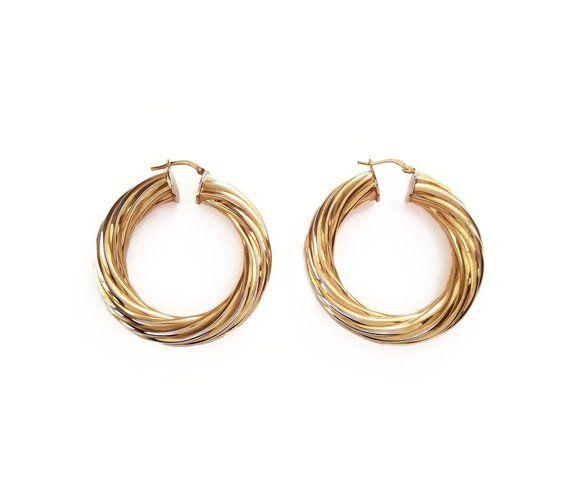 GEMSONCLICK Real Garnet Earrings for Women 925 Sterling Silver Birthstone Oval Shape Push Back Jewelry