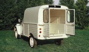citroen 2cv furgoneta