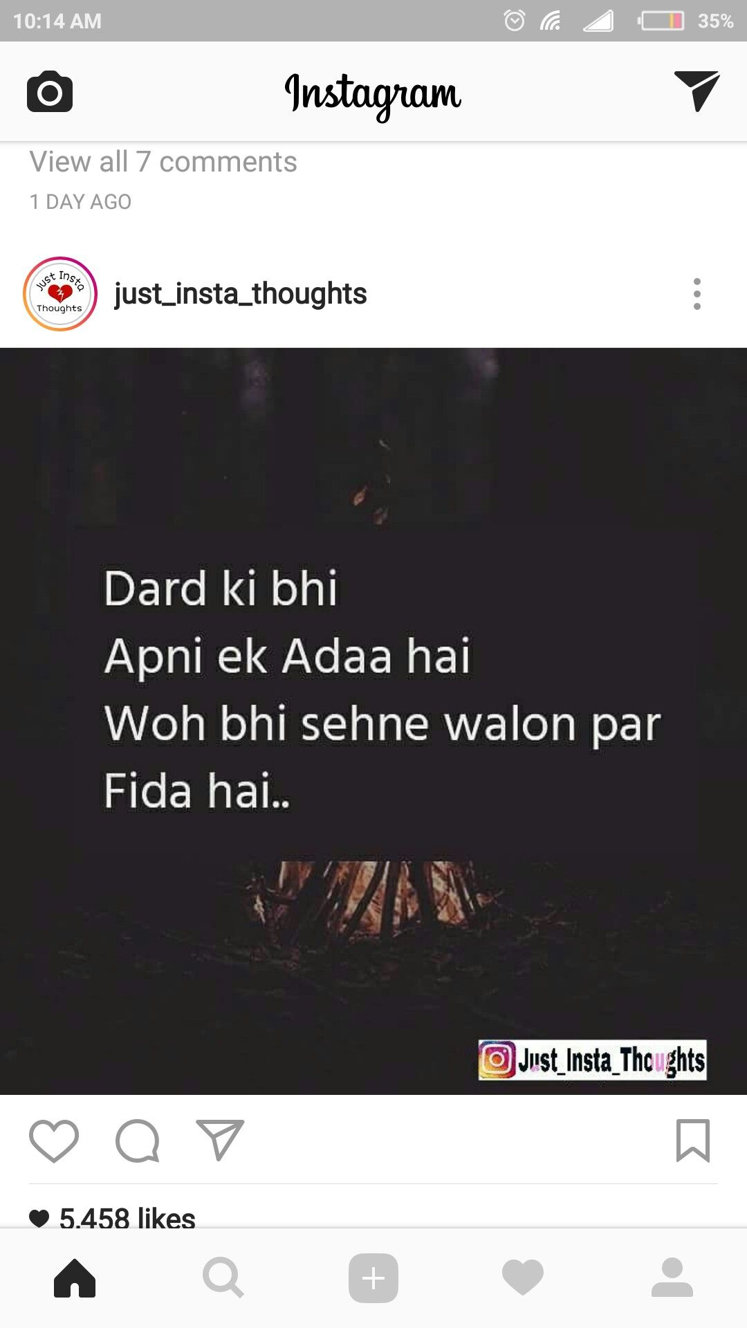 hindi• | love you forever | hindi quotes, quotes, urdu quotes