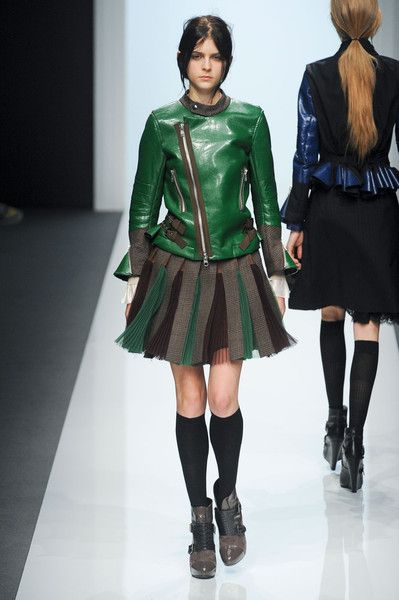 Sacai at Paris Fall 2012