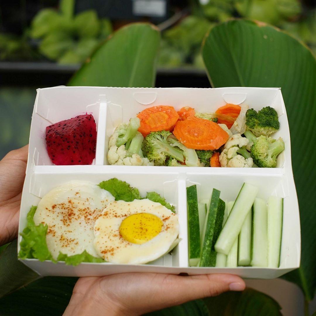 Ingin Tahu Bagaimana Makan Enak Dan Kenyang Tapi Tetap Sehat