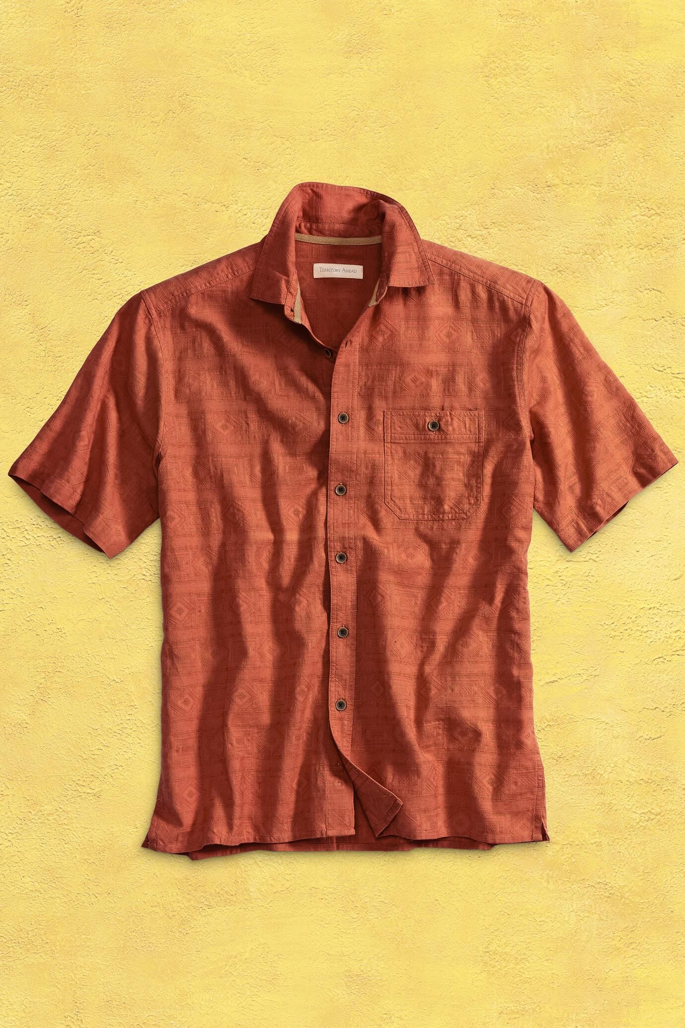 4c5417a56 Las Conchas Short Sleeve Shirt | Territory Ahead in 2019 | Men's ...