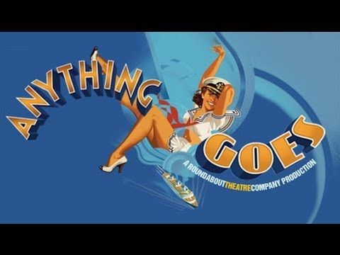 Anything Goes, Broadway cast with Sutton Foster (Bootleg