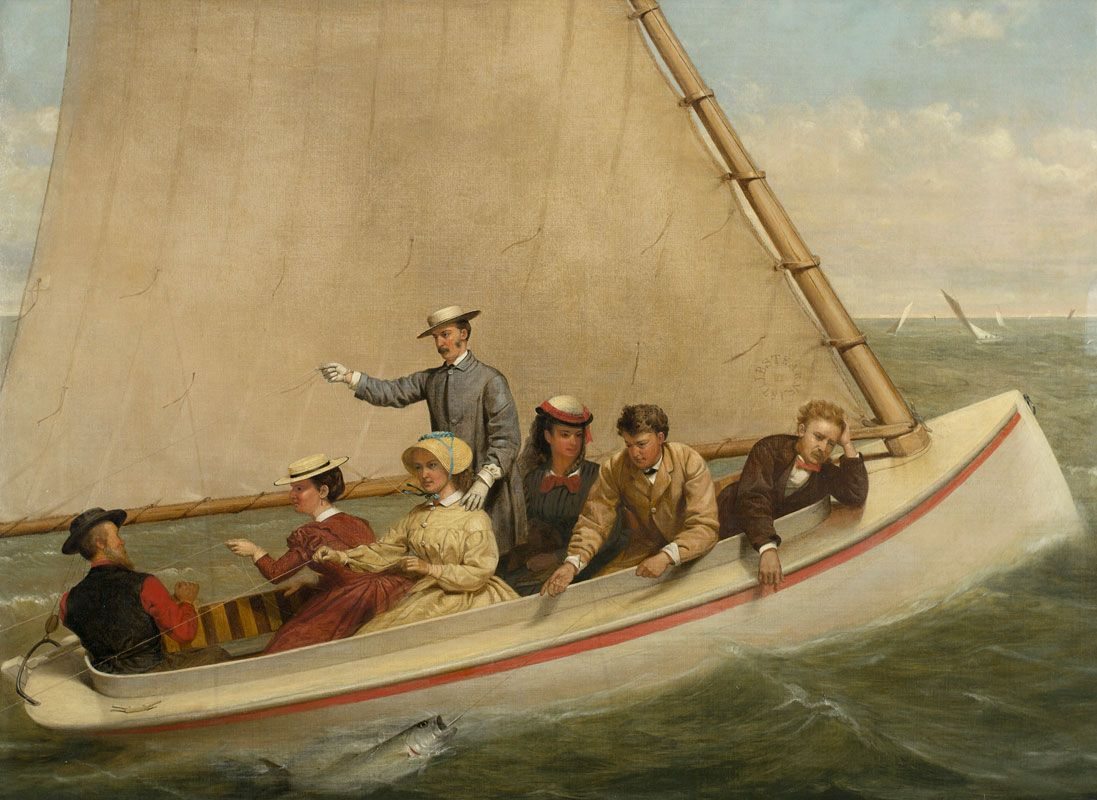 The Coast & The Sea: Marine & Maritime Art in America // Portland Museum of Art